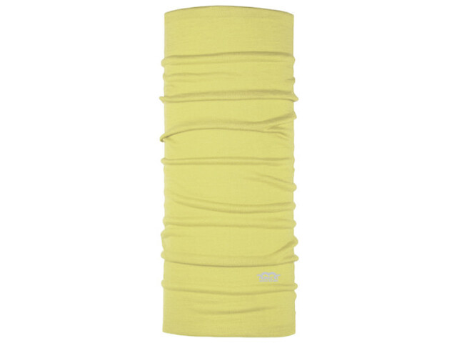 P.A.C. Merino Nature Loop Sjaal, geel